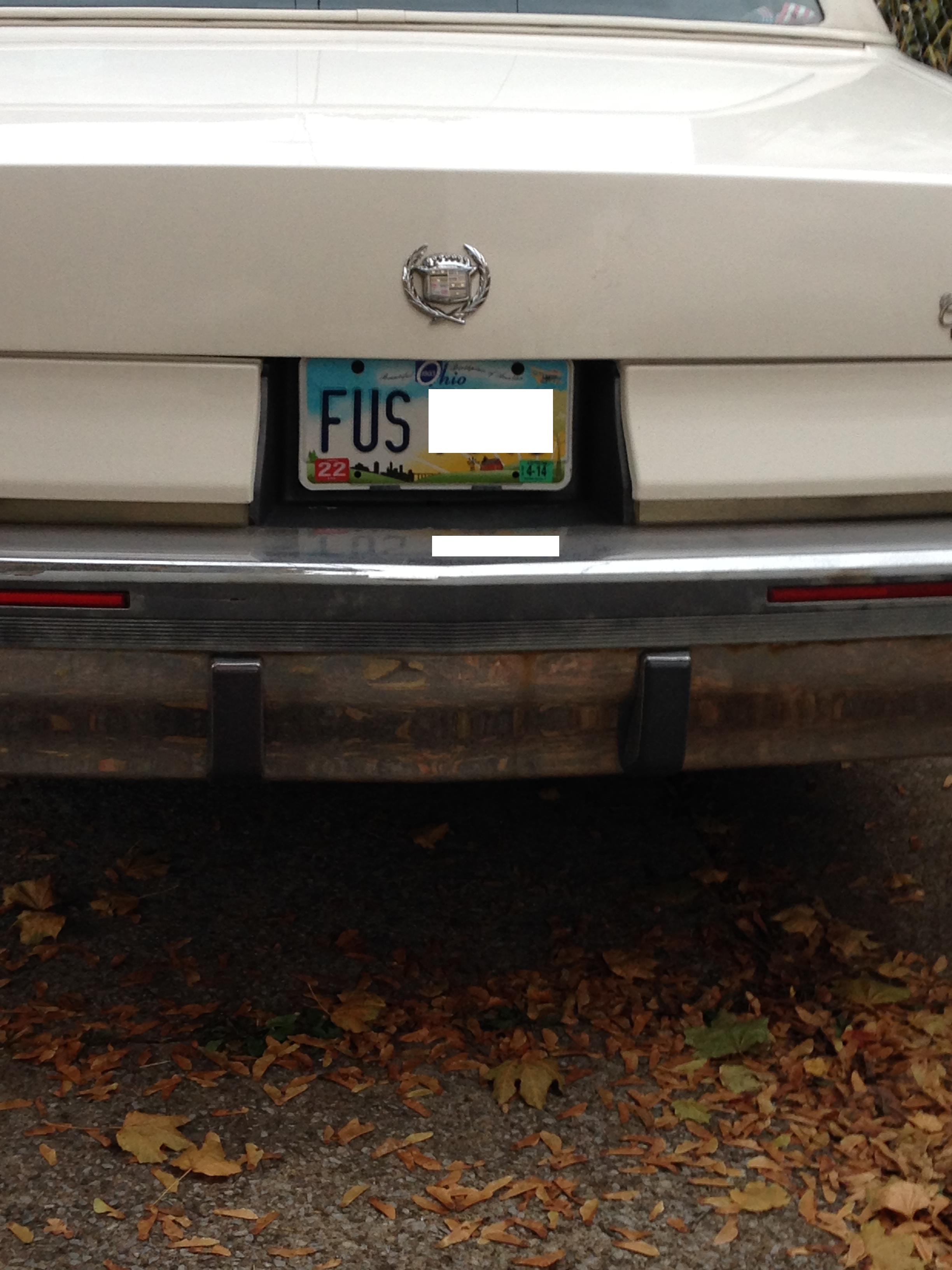 FUS plate